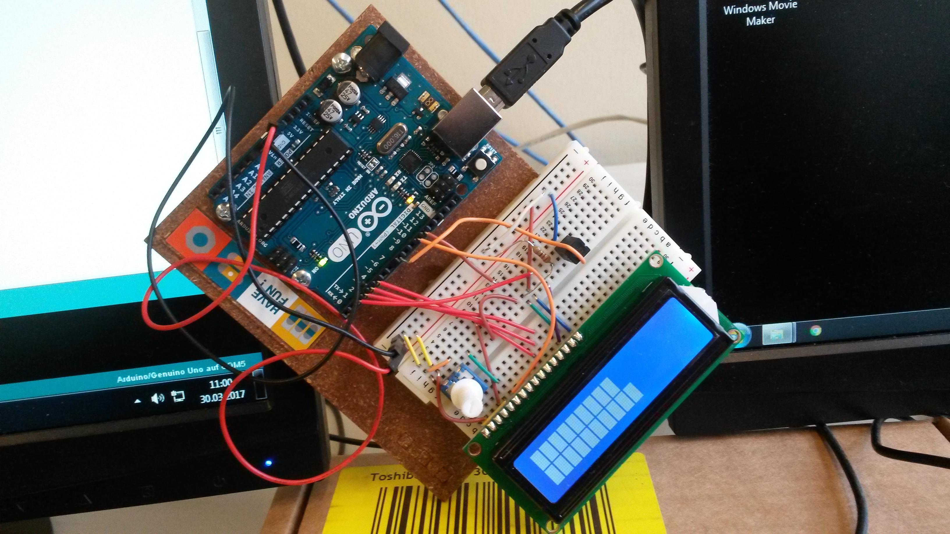 Arduino projekt freibier app werner von siemens gymnasium