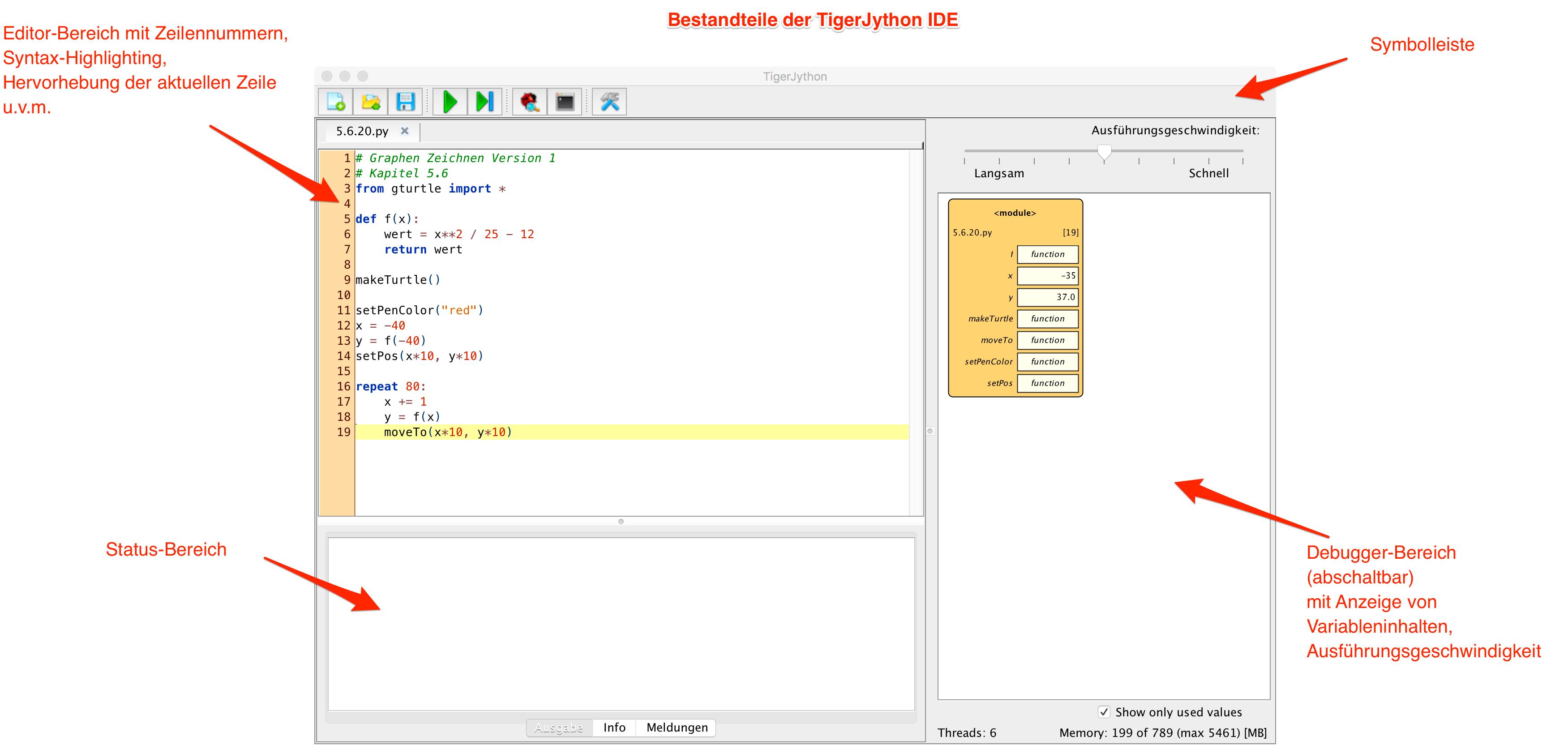 Tigerjython Jython 2 7 Python 2 7 Hinweise Und Online