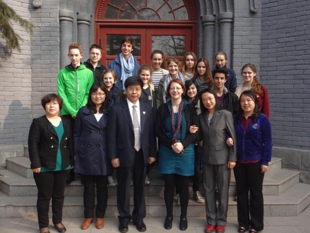 Deutsche in China 2014