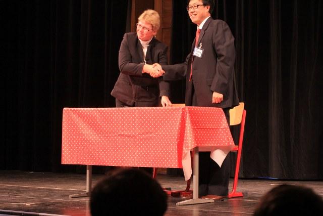 Jubiläumsfeier 2016