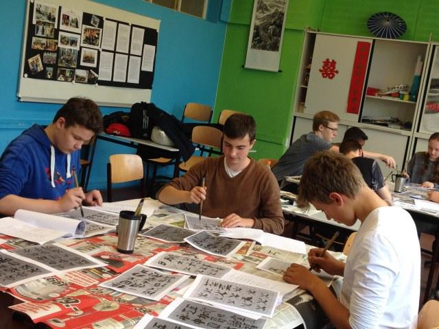 Kalligrafie-Kurs