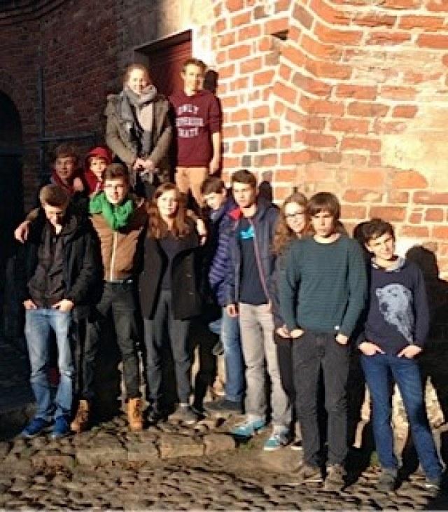 Orchester in Burg Stargard