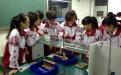 Chemieunterricht an unserer Partnerschule in Peking.