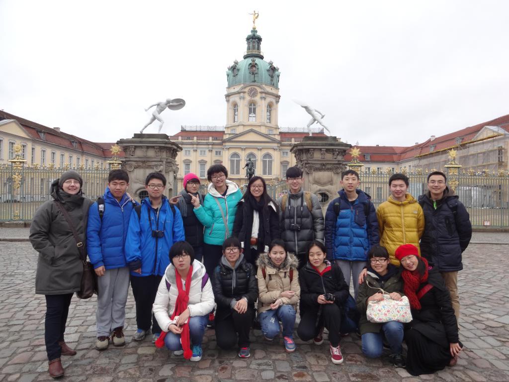 Chinesen in Berlin 2015