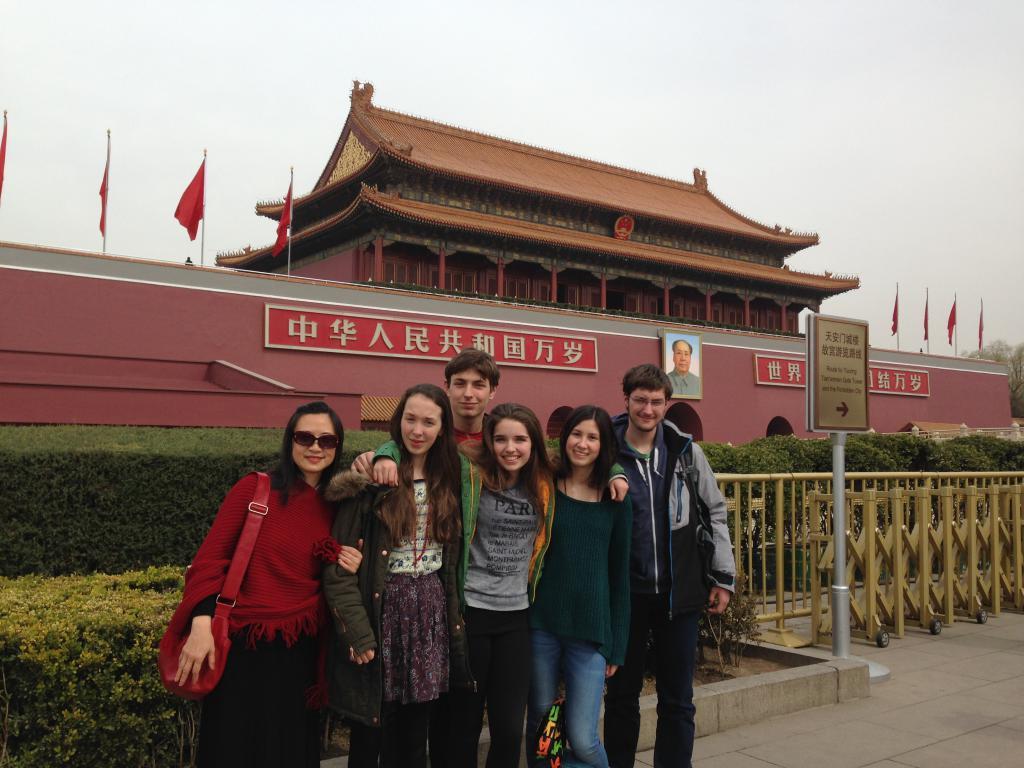 Deutsche in China 2015