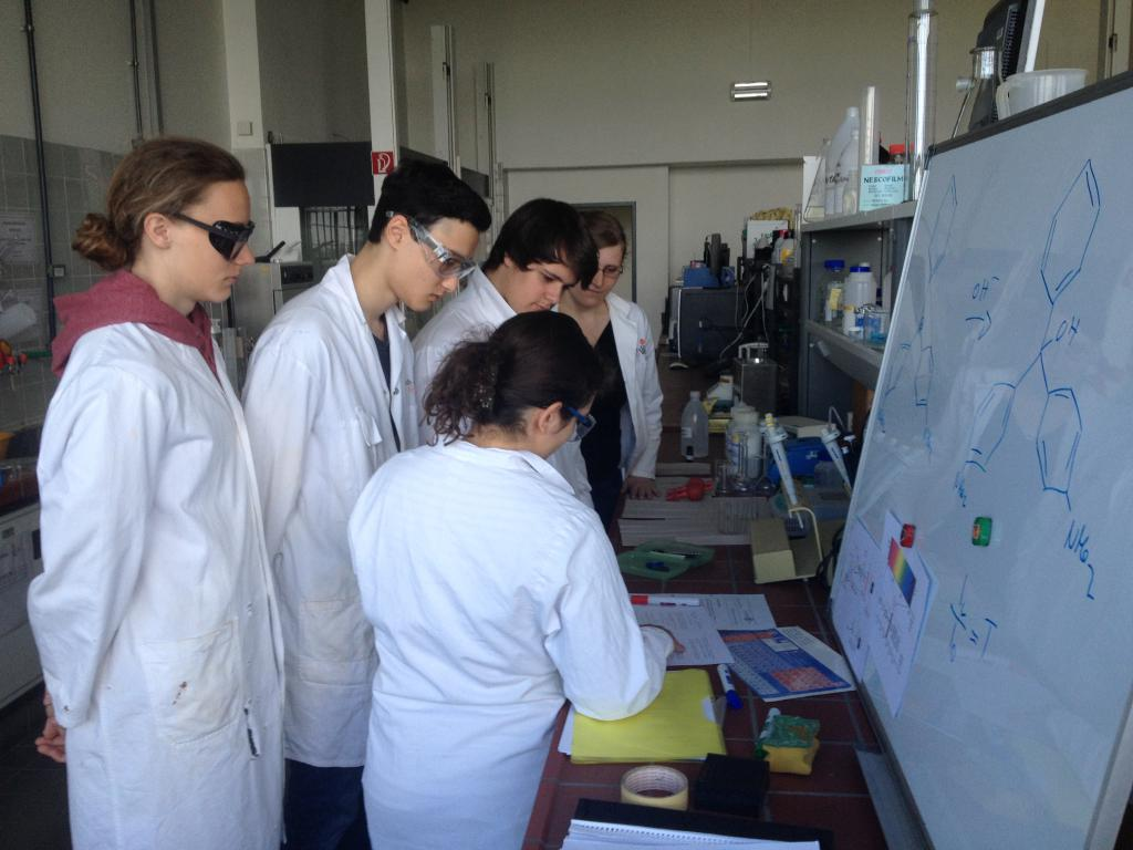 Lk-Chemie in der Physikalischen Chemie