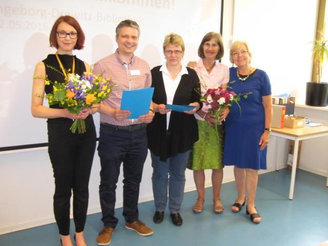 Frau Meseck-Lude, Herr Gehring, Frau Paubandt, Frau Fischbeck,  Frau Bensmann
